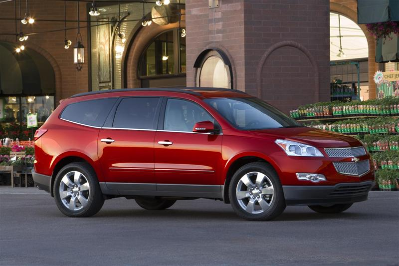 2012 chevrolet traverse news and information rh conceptcarz com 2012 Chevy Traverse Interior 2012 chevy traverse owners manual pdf