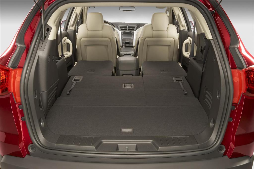 2012 Chevrolet Traverse News And Information Conceptcarz Com