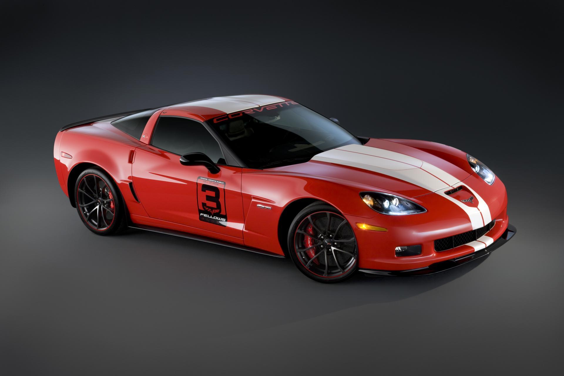 2012 Chevrolet Corvette Z06 Ron Fellows Tribute News and Information