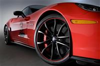 2012 Chevrolet Corvette Z06 Ron Fellows Tribute