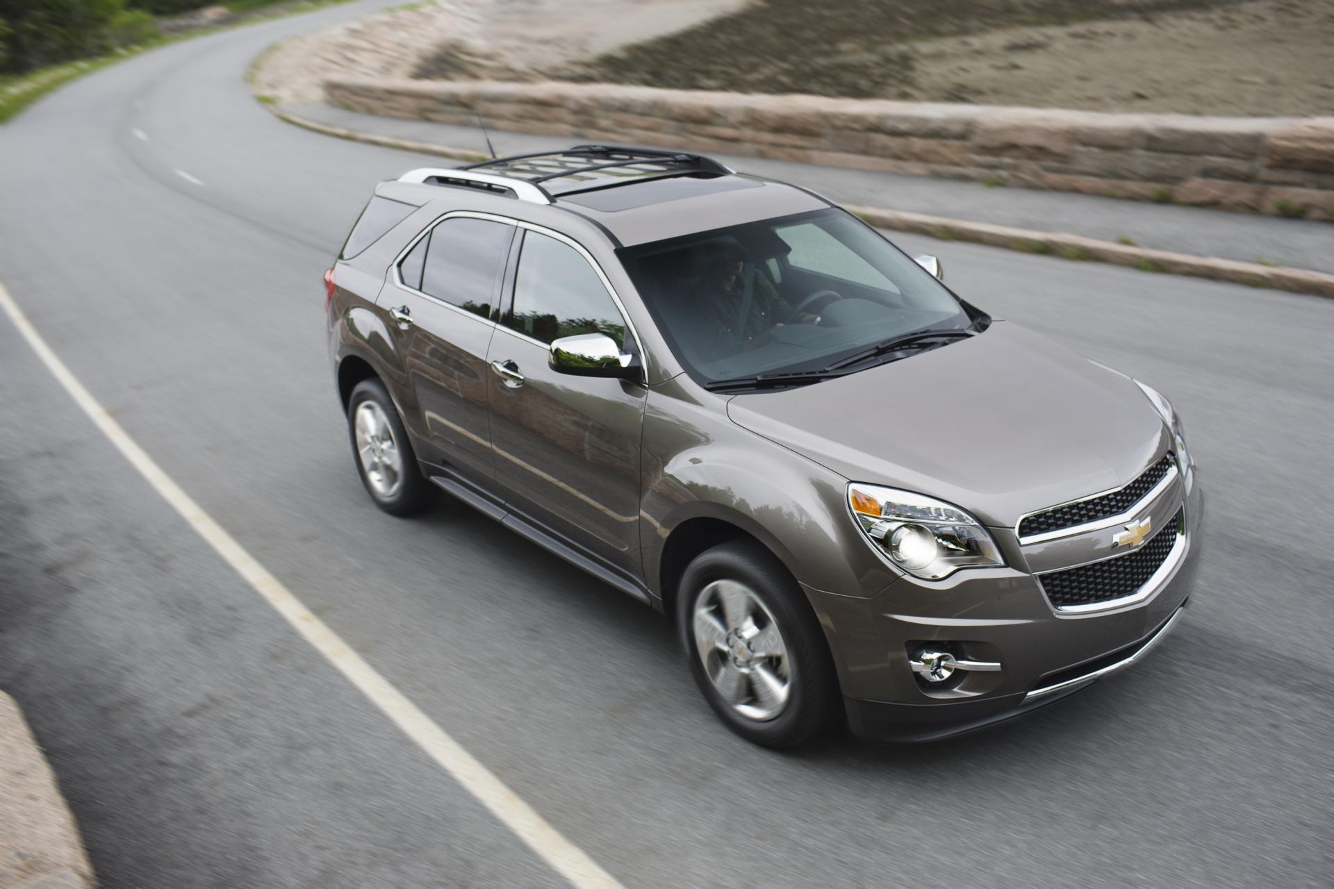 2012 Chevrolet Equinox News and Information