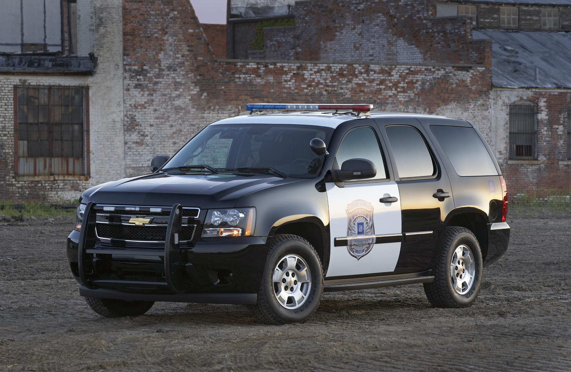2012 Chevrolet Tahoe Police Special Service Vehicle News and Information