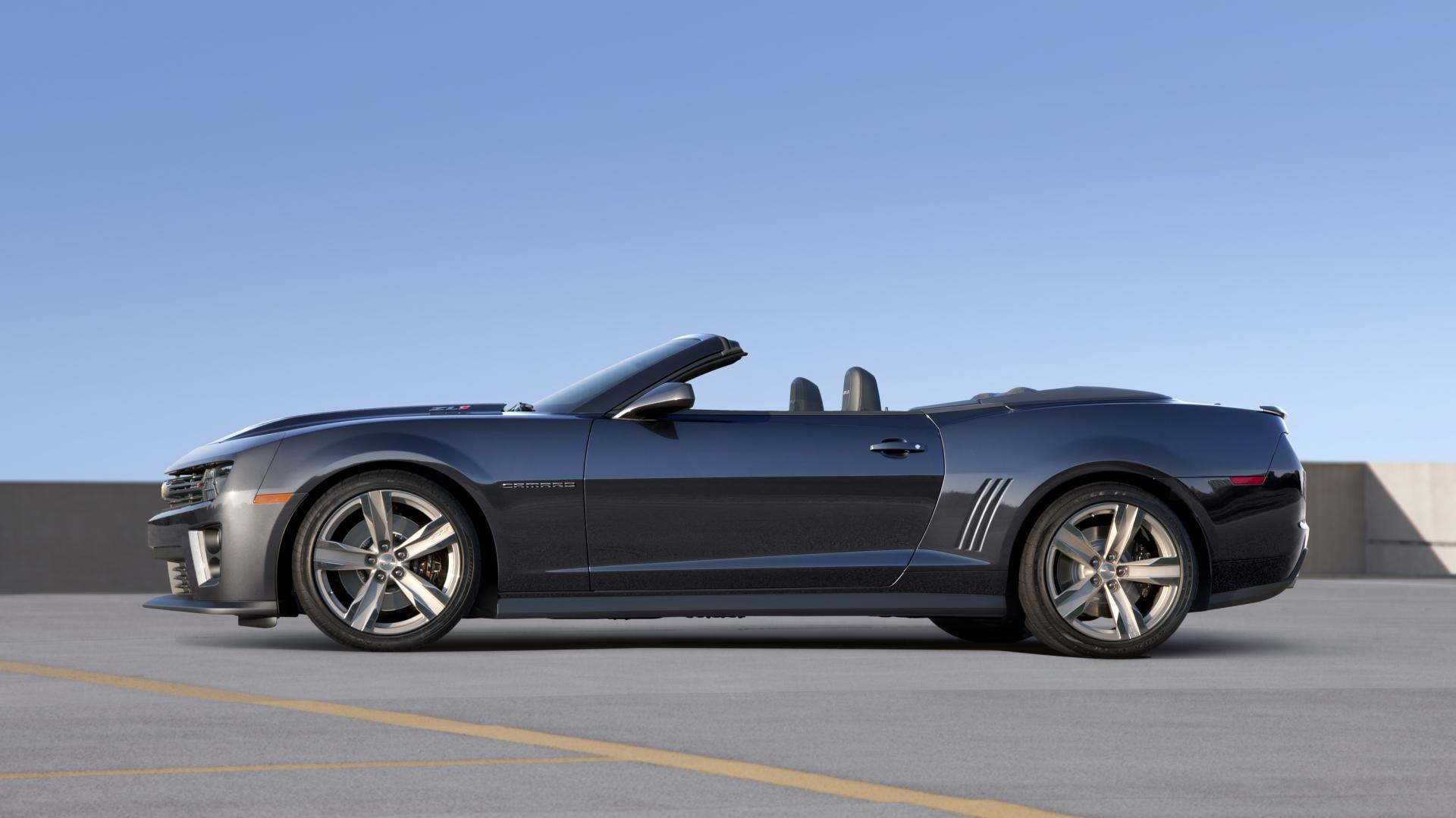 2013 Chevrolet Camaro Zl1 News And Information