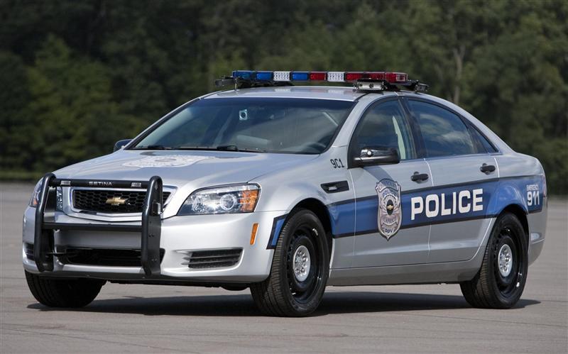 2013 Chevrolet Caprice PPV