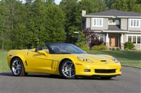 Chevrolet Corvette Monthly Vehicle Sales