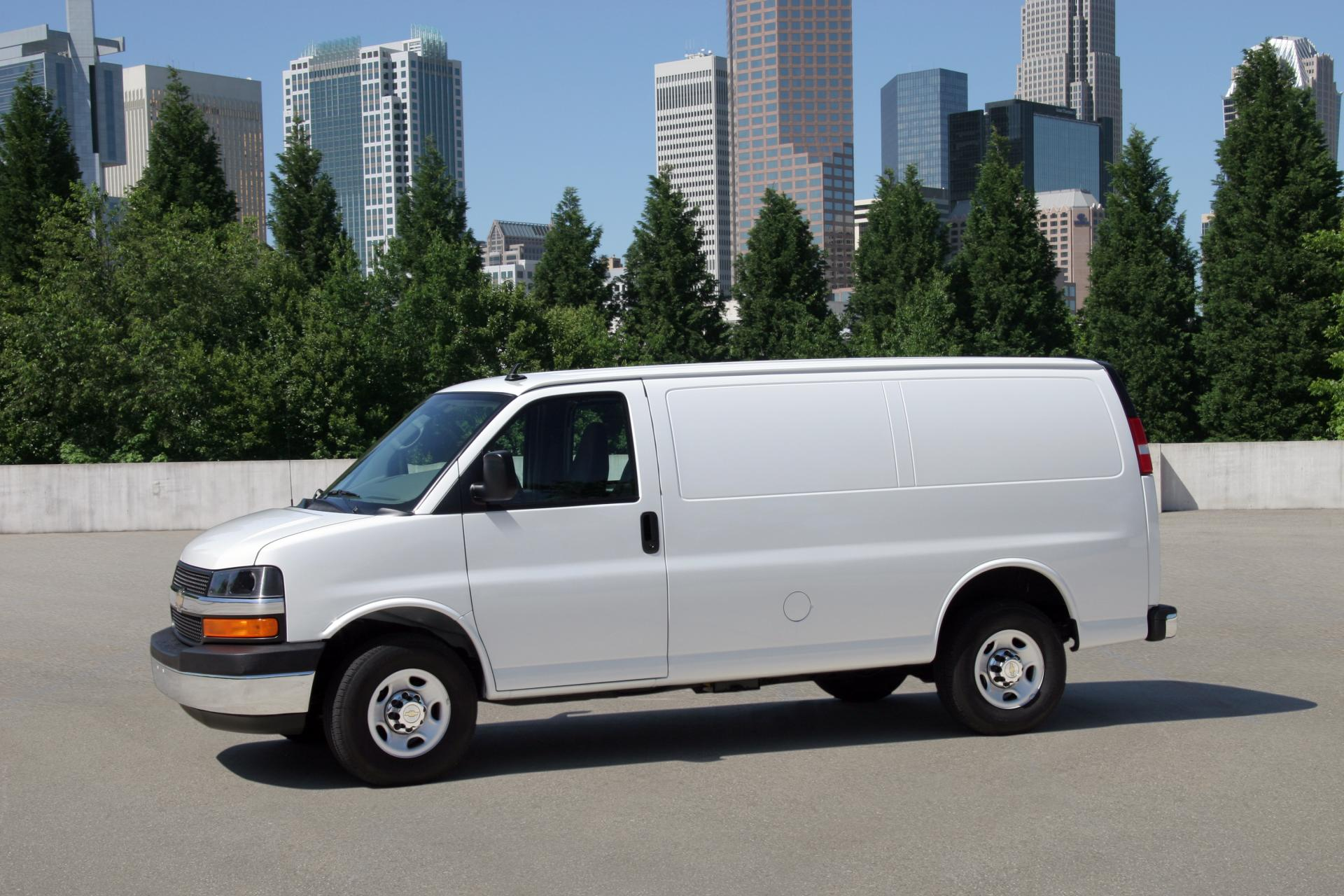 2013 Chevrolet Express Cargo Van News And Information