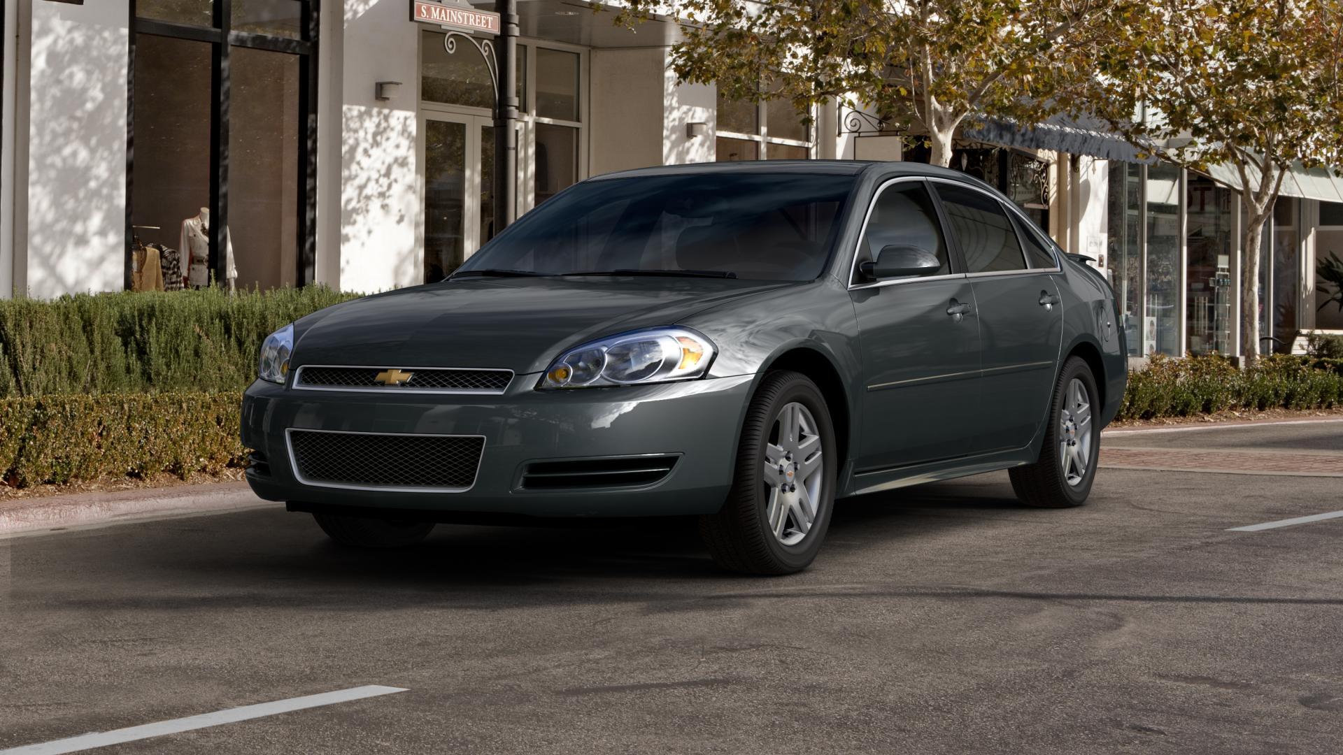2013 Chevrolet Impala News and Information | conceptcarz.com