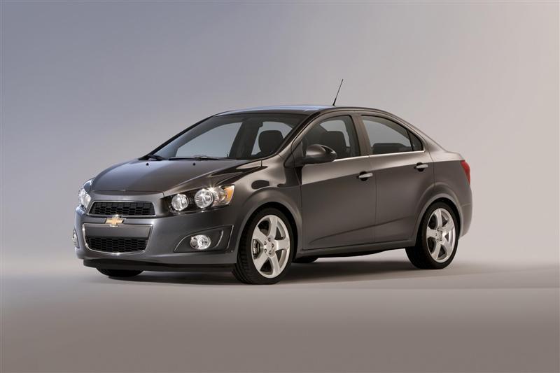 2013 Chevrolet Sonic