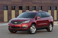 2013 Chevrolet Traverse image.
