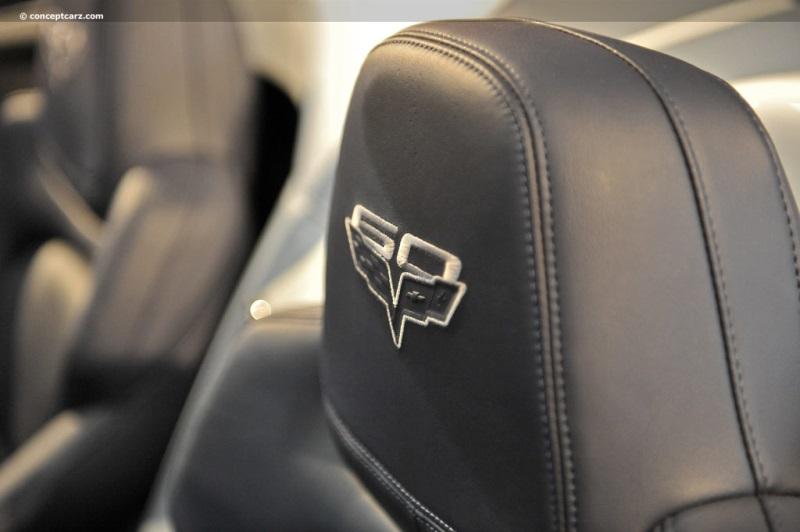 2013 Chevrolet Corvette 60th Anniversary Package