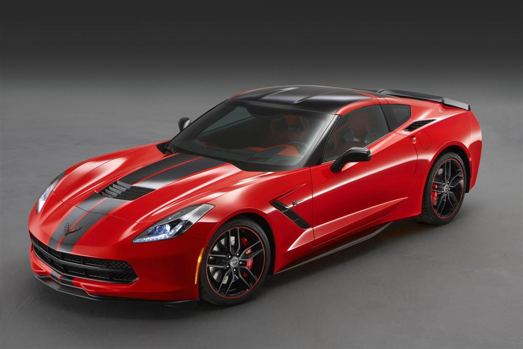 2013 Chevrolet Corvette Stingray Coupe Pacific Concept