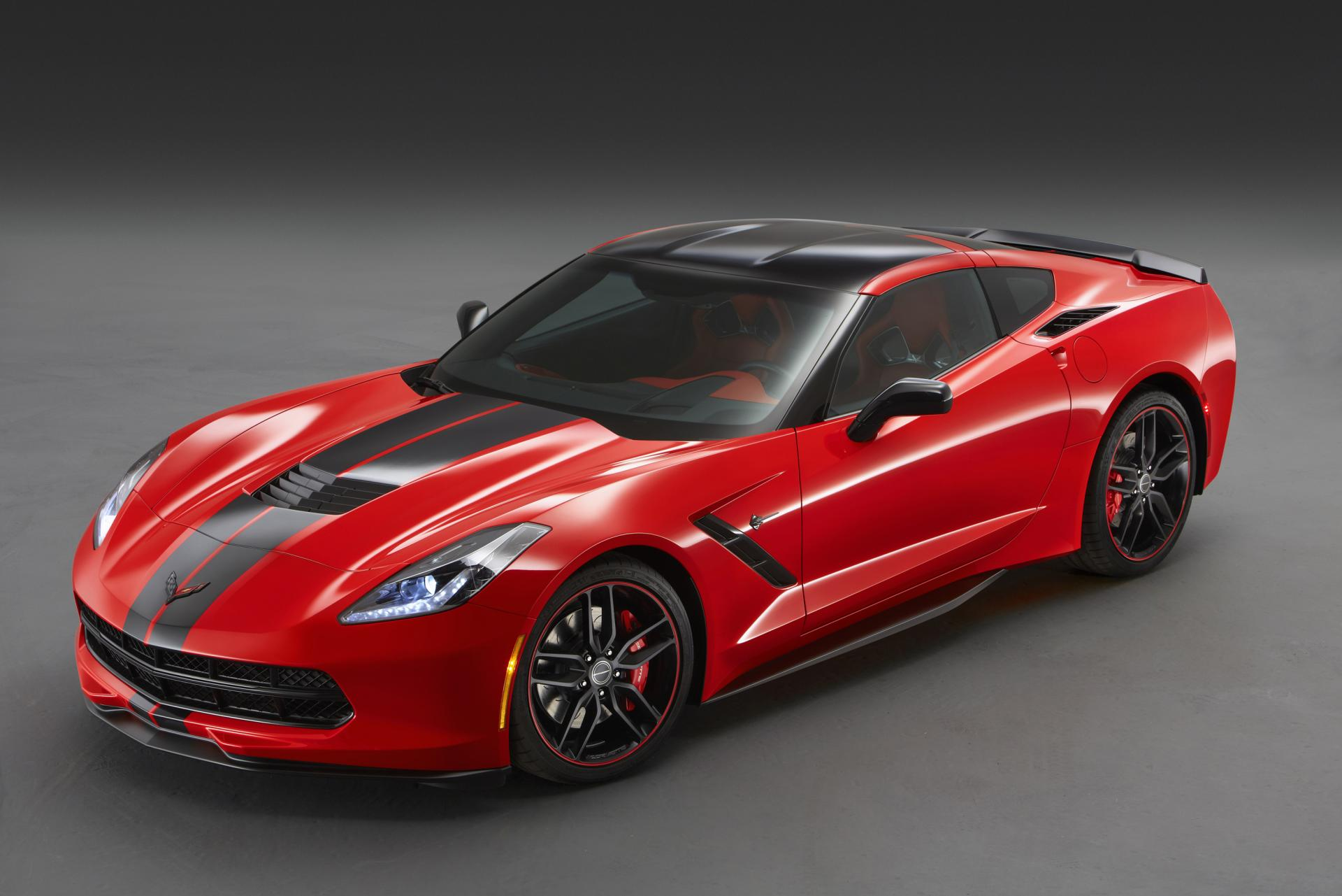 2013 Chevrolet Corvette Stingray Coupe Pacific Concept