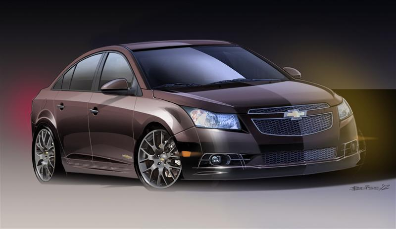 2012 Chevrolet Cruze Upscale Concept