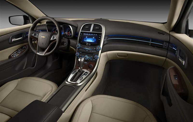2013 Chevrolet Malibu Eco Image Photo 5 Of 84