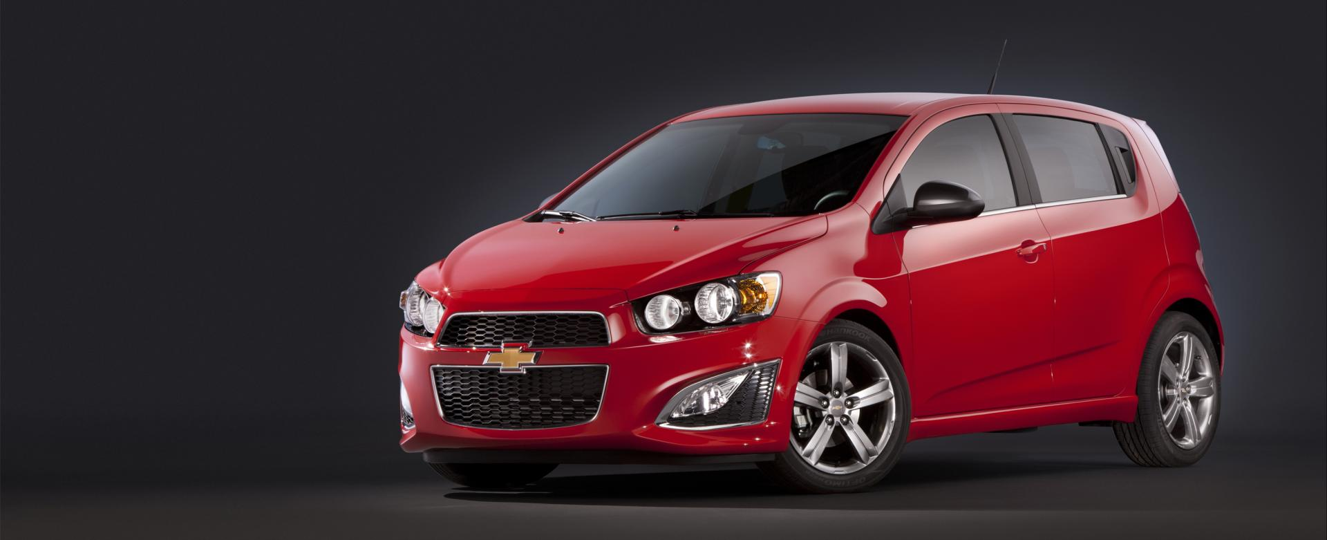 Chevrolet Sonic Owners Manual: Radio Frequency Statement