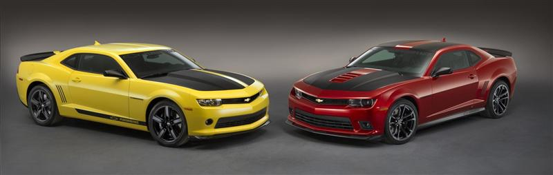 2013 Chevrolet Performance Camaro Concept pictures and wallpaper