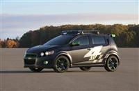 2014 Chevrolet All-Activity Sonic Concept image.