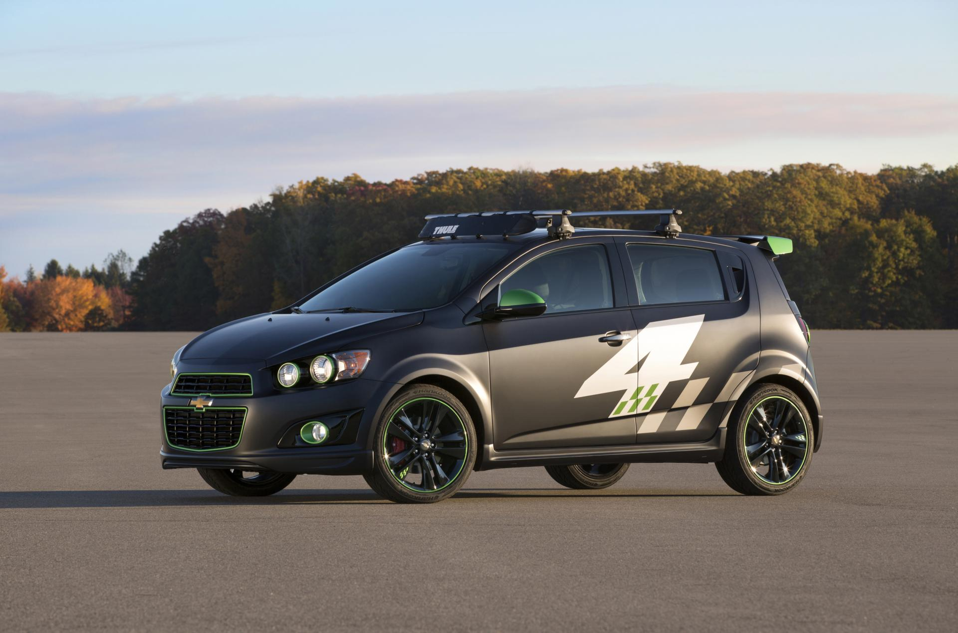 2014 Chevrolet All Activity Sonic Concept News And Information