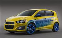 Chevrolet Sonic RS Concept