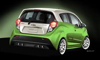 Chevrolet Spark EV Tech Performance Concept