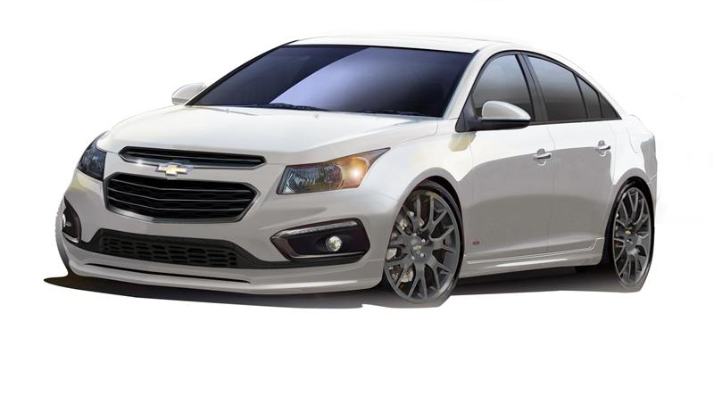 2014 Chevrolet Personalization Cruze Diesel Concept