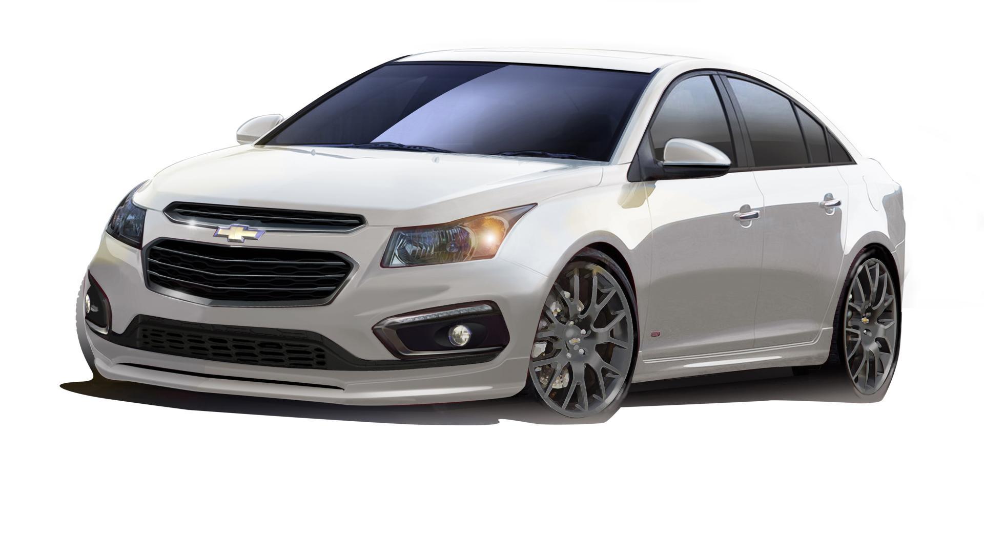 2014 Chevrolet Personalization Cruze Diesel Concept News