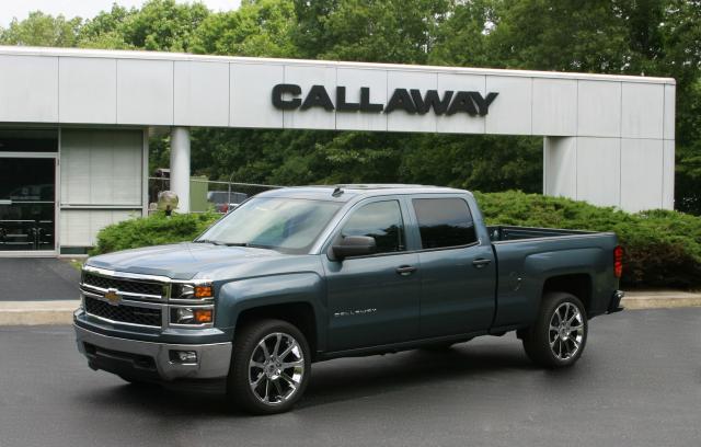 2014 Callaway Silverado