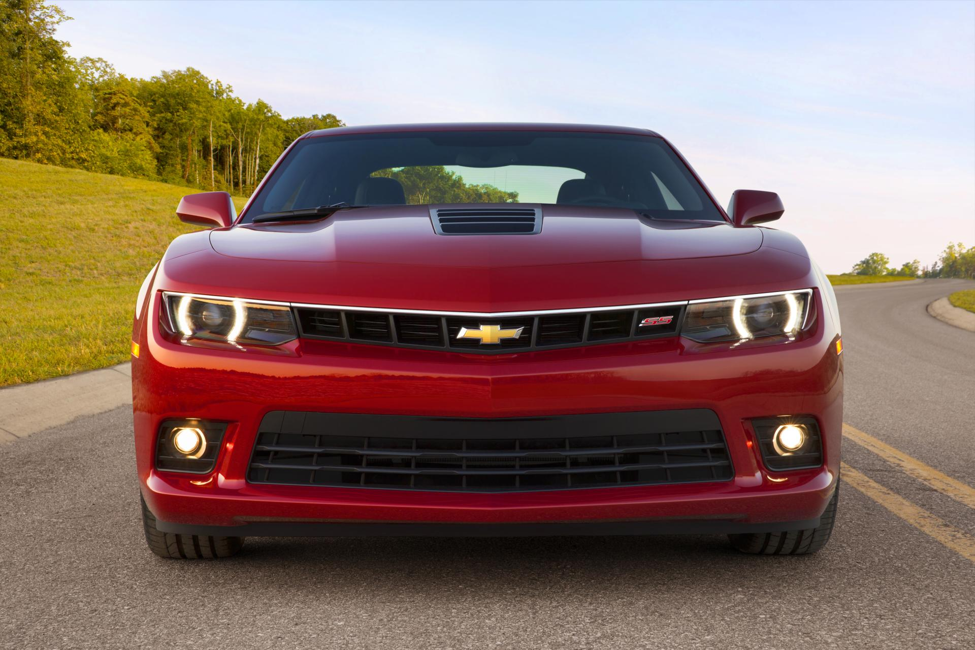 2014 Chevrolet Camaro SS News and Information