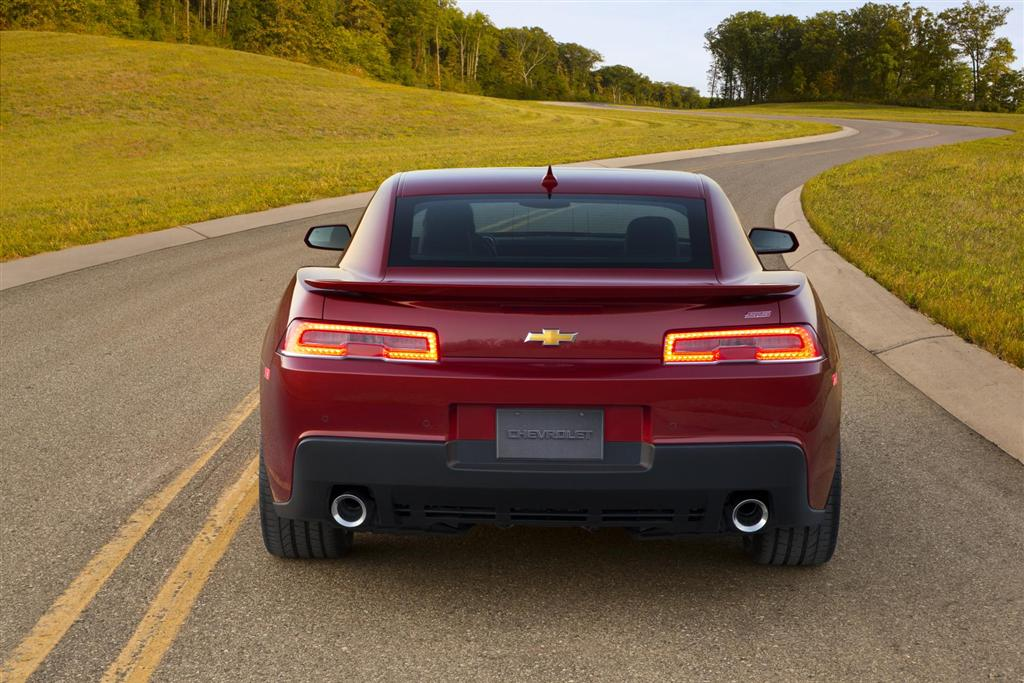 Auction Results And Sales Data For 2014 Chevrolet Camaro Ss