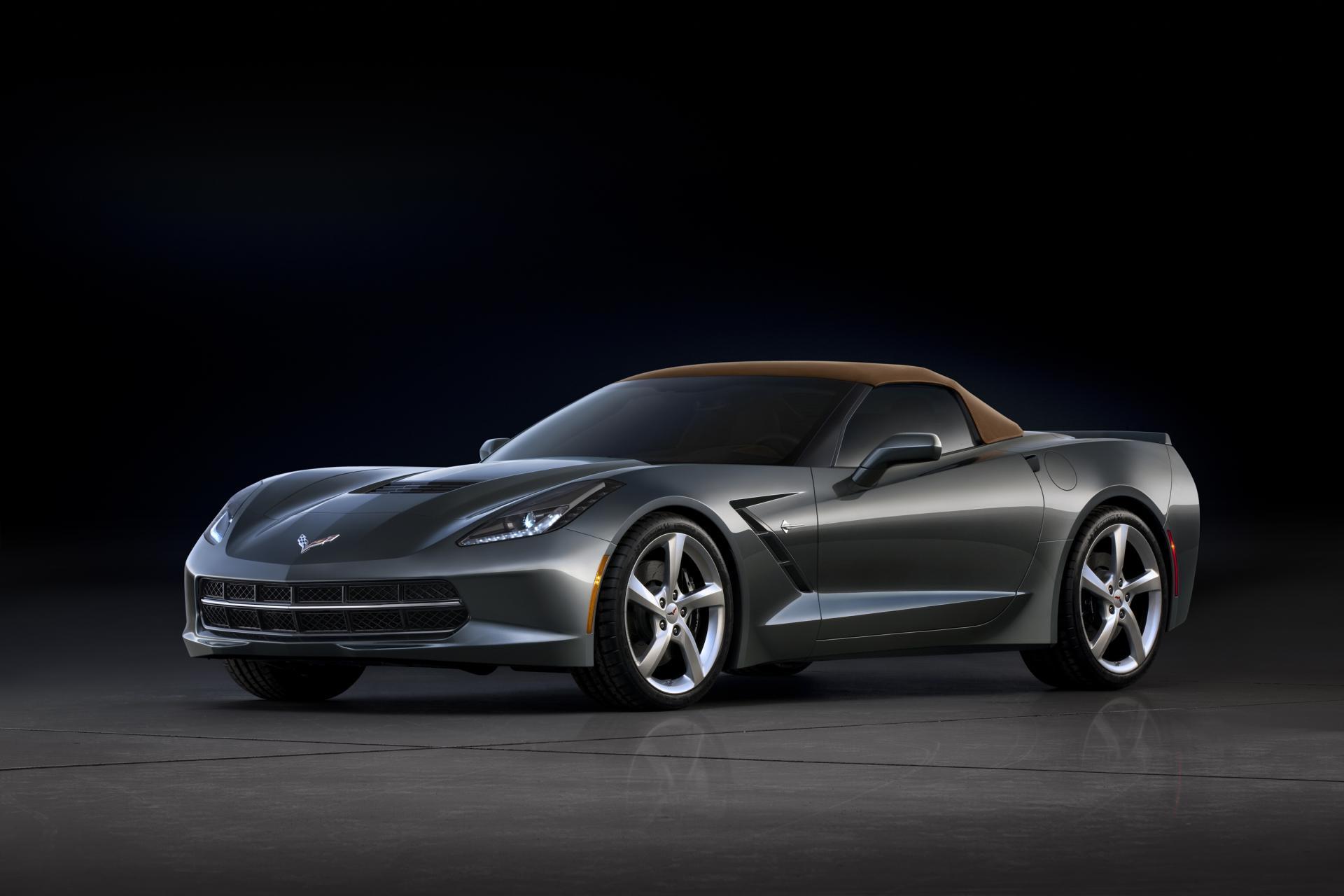 2014 Chevrolet Corvette Stingray Convertible News and Information