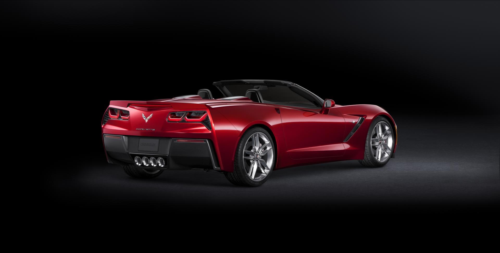 Chevrolet Corvette Stingray >> 2014 Chevrolet Corvette Stingray Convertible Image. Photo 10 of 26