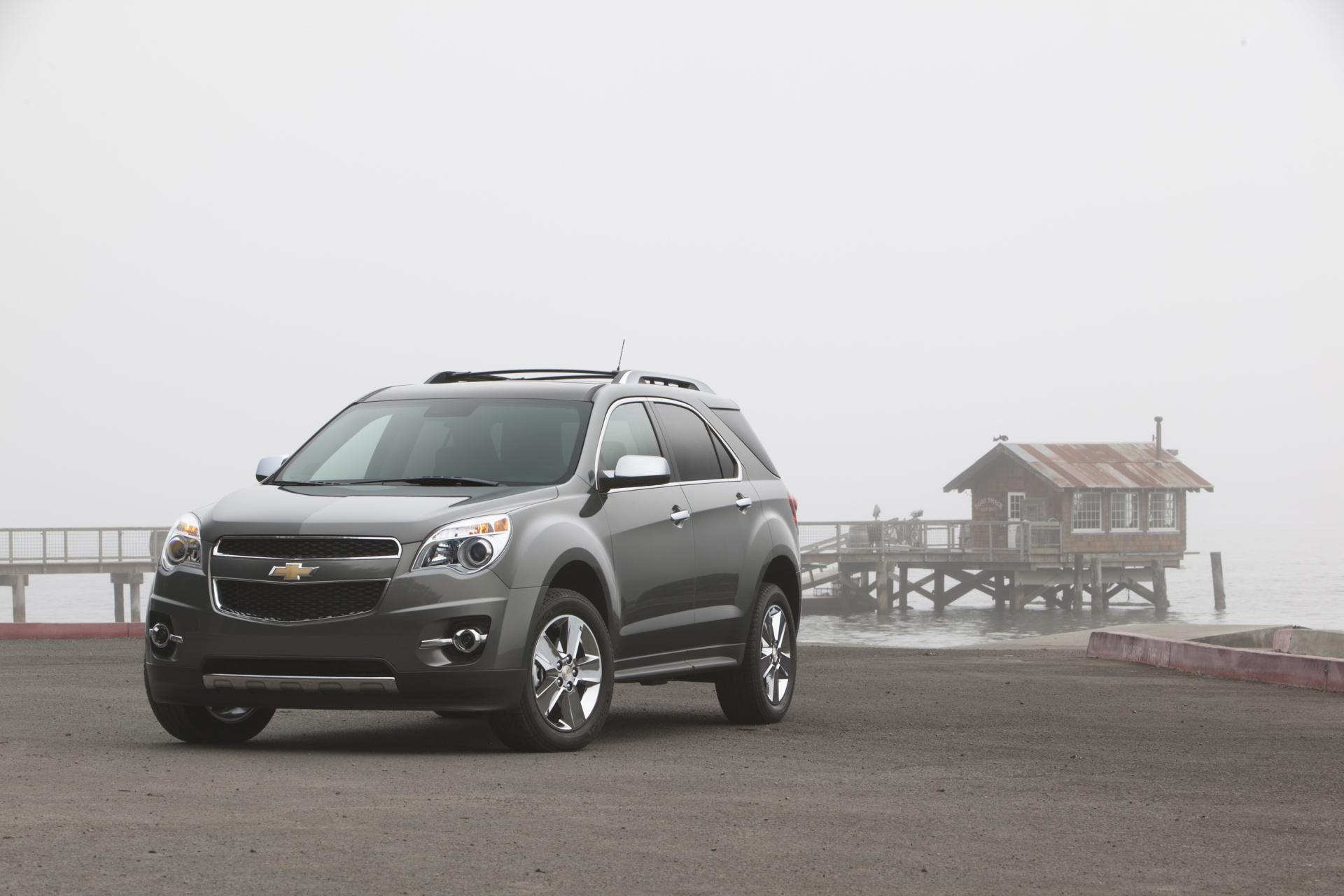 2014 Chevrolet Equinox News and Information