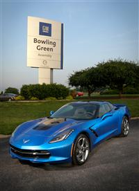 Chevrolet Stingray Premiere Edition