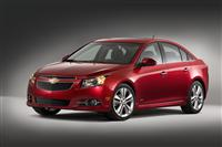Chevrolet Cruze Monthly Vehicle Sales