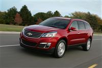 Chevrolet Traverse Monthly Vehicle Sales