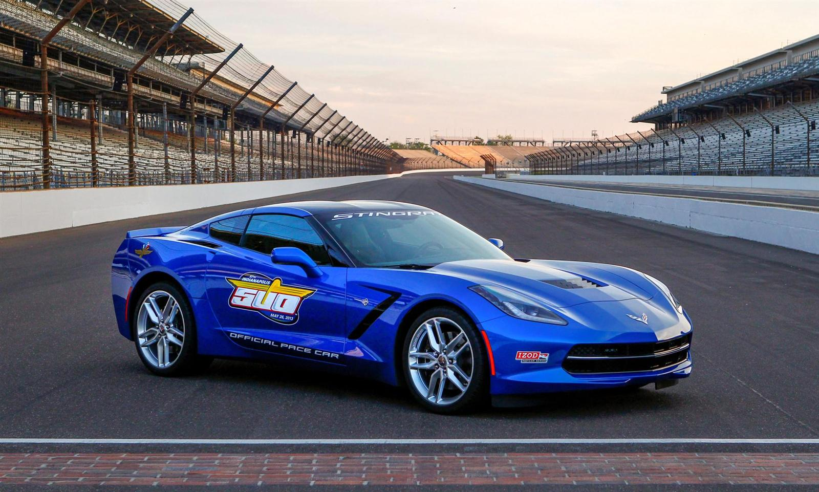 2014 Chevrolet Corvette Stingray Indy 500 Pace Car