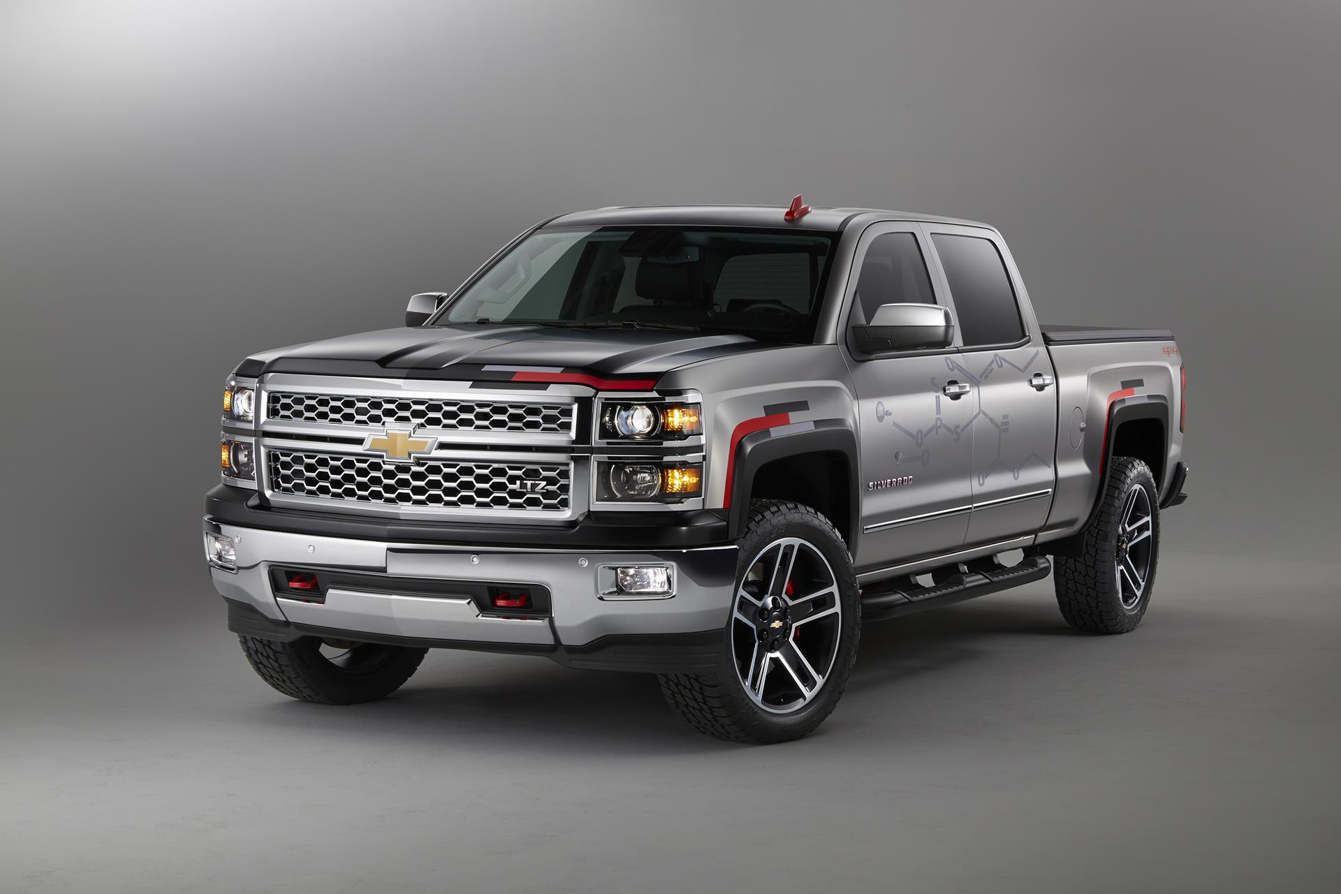 2015 Chevy Silverado Rally Edition Specs >> 2014 Chevrolet Silverado Toughnology Concept News And Information