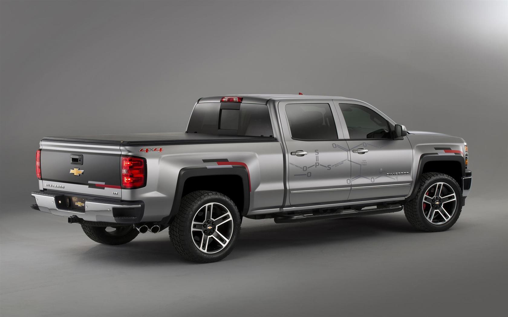 2014 Chevrolet Silverado Toughnology Concept