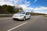 Chevrolet Volt Monthly Vehicle Sales