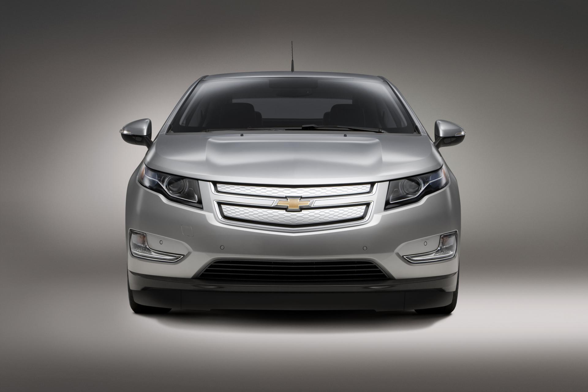 2014 Chevrolet Volt