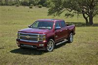 2014 Chevrolet Silverado High Country image.