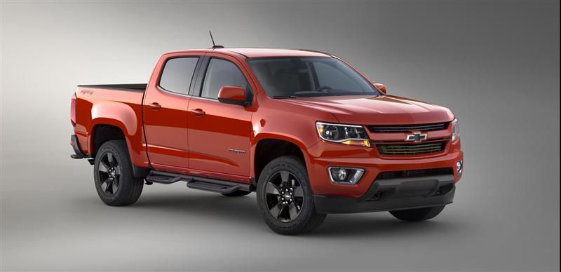 2015 Chevrolet Colorado GearOn Edition