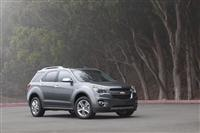 Chevrolet Equinox Monthly Vehicle Sales
