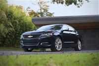 Chevrolet Impala Monthly Vehicle Sales
