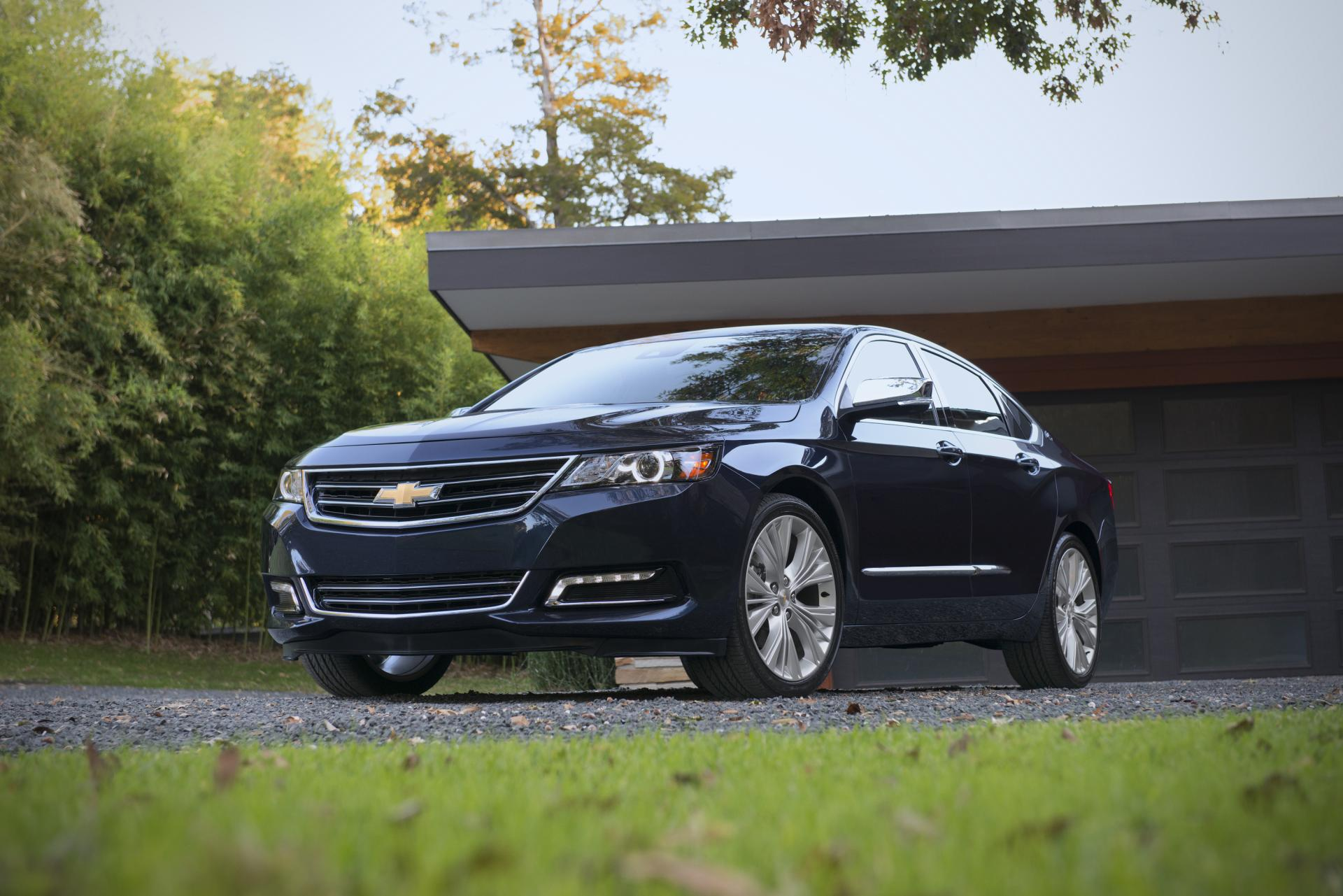 Sedan Vs Coupe >> 2015 Chevrolet Impala News and Information - conceptcarz.com