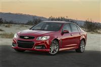 Chevrolet SS Monthly Sales