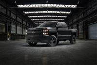 2015 Chevrolet SilveradoBlack Out Special Edition image.