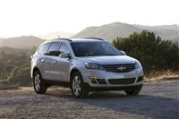 2015 Chevrolet Traverse image.