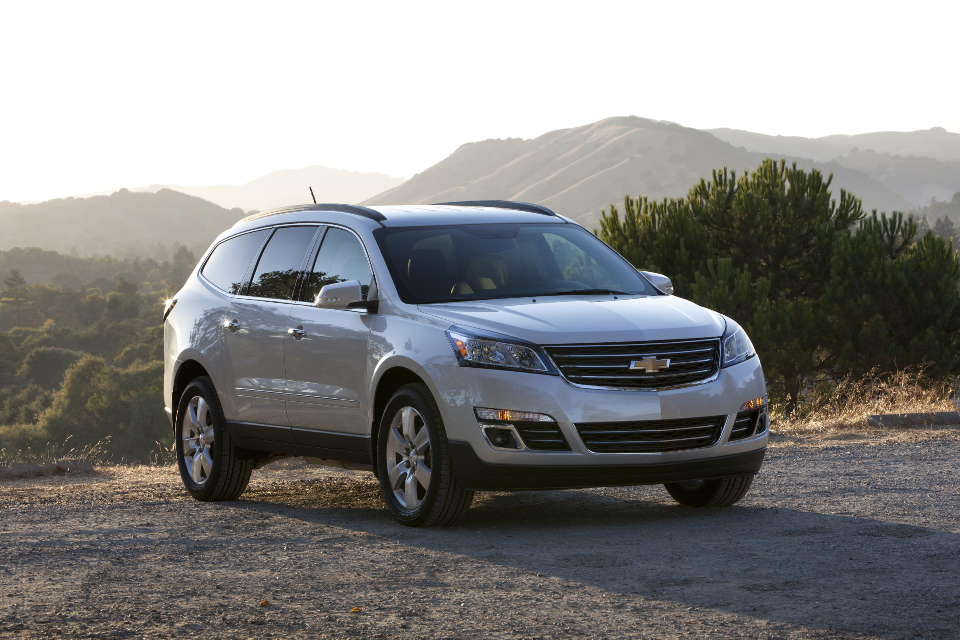 used mccluskey automotive chevrolet traverse chevy