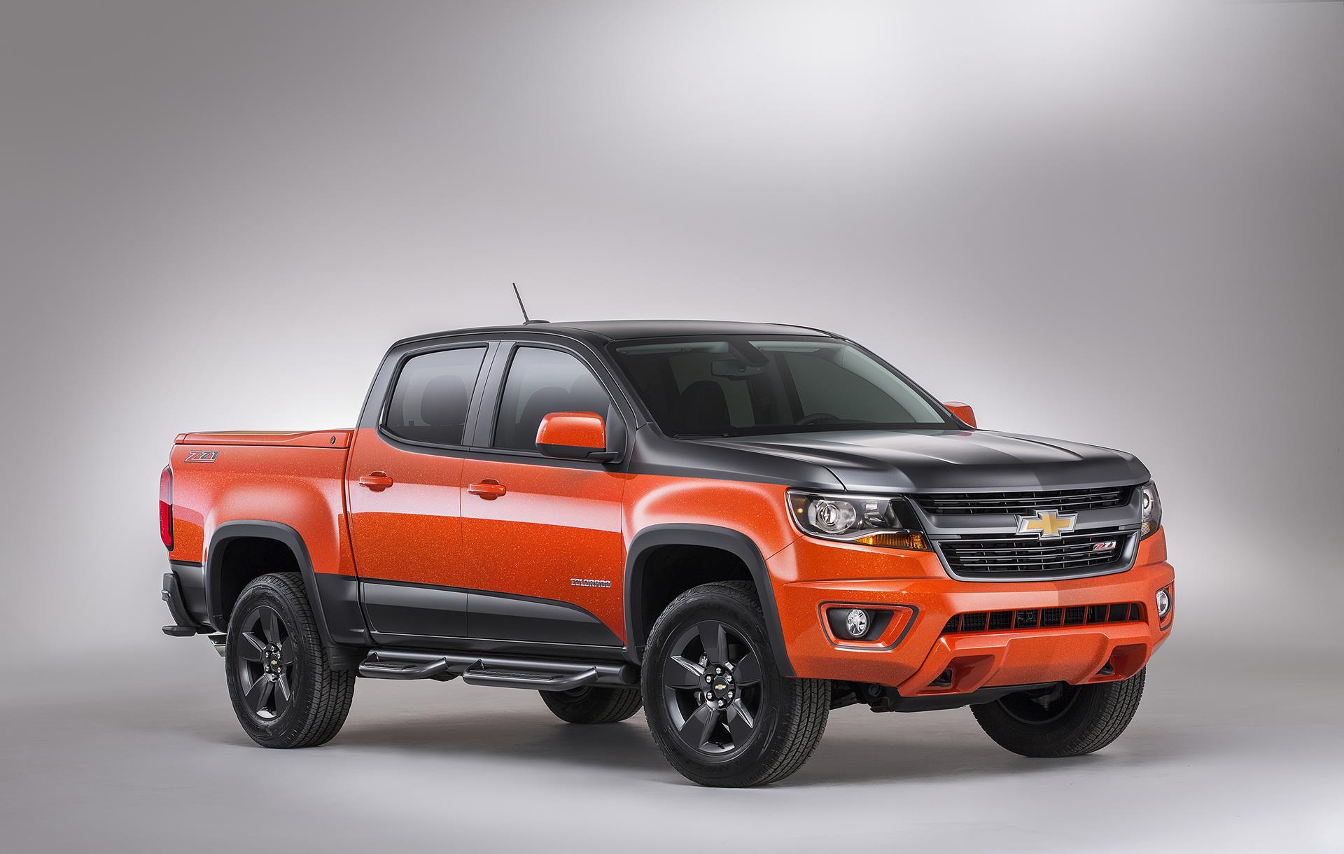 2015 Chevrolet Colorado Nautique Concept News and Information